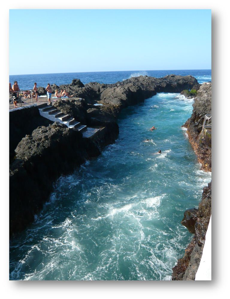 Piscine naturelle garachico tenerife for Piscine bois canaries
